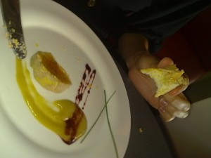 Cafe de Paris aneb hovězí roštěná s hranolkami