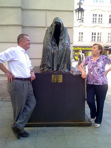 Víkend s babičkou a dědou v Práglu