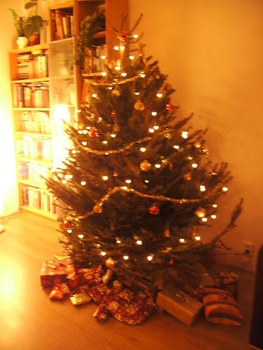 Pohodička, jazzíček, kapříček, řízeček, stromeček aneb Vánoce 2011