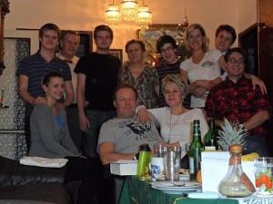 Štědrý večer nastal 2012