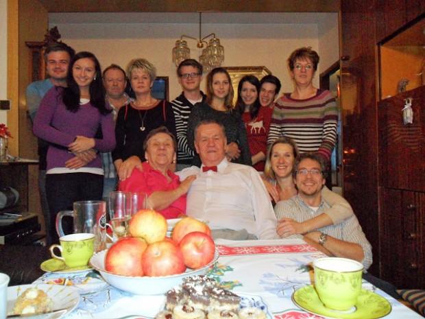 Vánoční veselice 2013