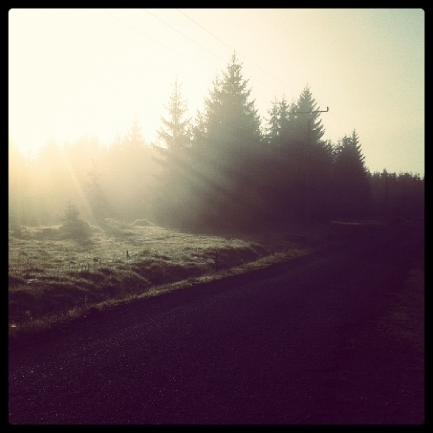 Fotka od Ferdika. #Morningrun 2
