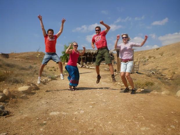 Video z izraelské dovolené ze studia FEVA