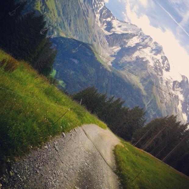Fotka od Ferdika. Mont Blanc