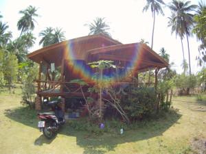 Přicestovali jsme do Thajska a začali jsme naši životní několikaměsíční cestu po jihovýchodní Asii