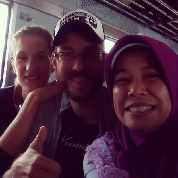 Fotka od Ferdika. Across the Java