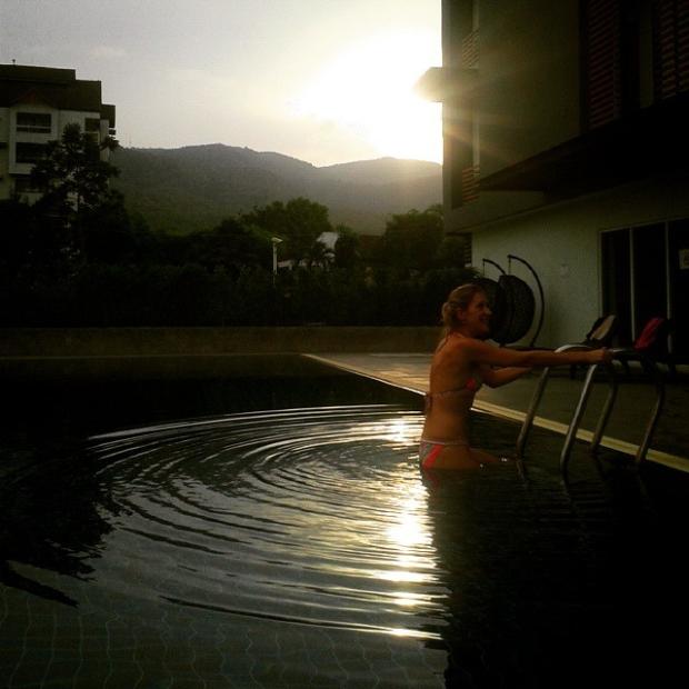 Fotka od Ferdika. Chillin' in #Chiangmai, definitely #trendycity!