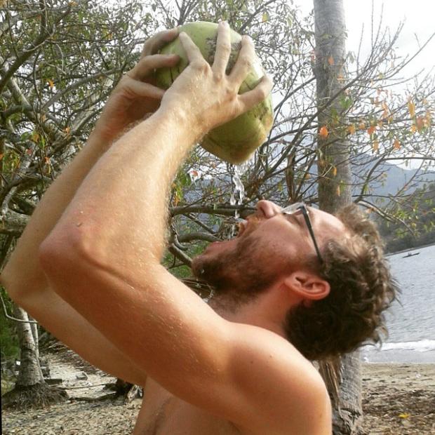 Fotka od Verunky. Ferdicek alias my #coconutman