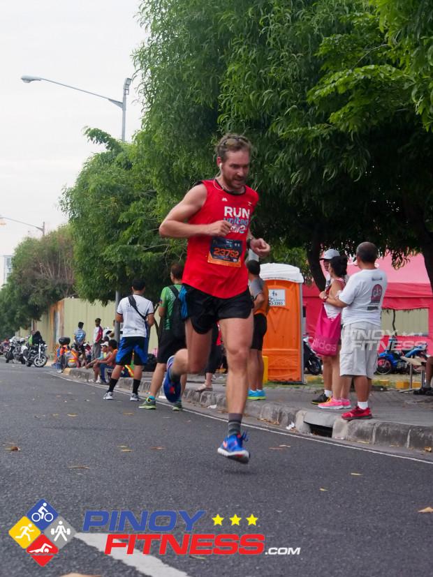 Půlmaraton v Manile, aneb Run United 2 2015
