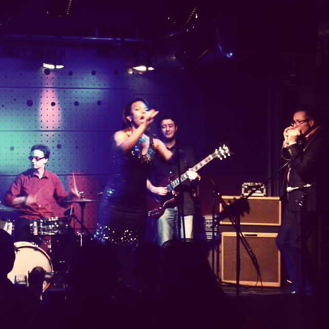 Fotka od Ferdika. #serenawilliams in #jazzdock with @verunkavalent & #edaranapece