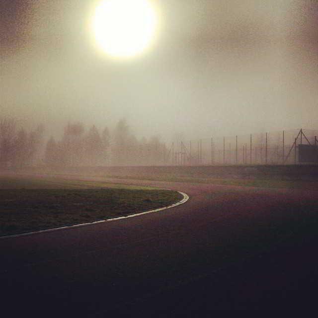 Fotka od Ferdika. Anualy Xmas Test. 2k, 1k, 500 & 300m. #tempo, #traininghard, #xmasrun