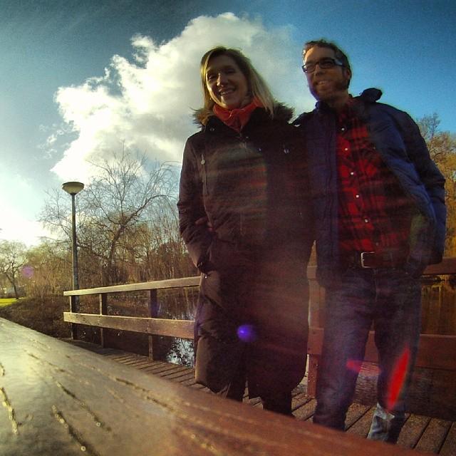Fotka od Ferdika. 85/366: Cold wind in #Prague, rain in #Einhoven, but sunny weather in #Amsterdam!#amstelveen, #tkmaxx, #browniesanddownies, #heineken, #amstel, #catharinakerk, #gopro, #goprohero, #bestoftheday