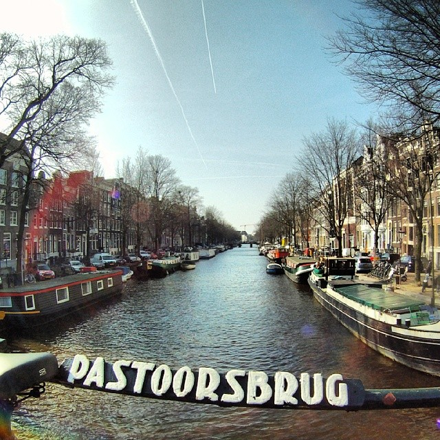 Fotka od Ferdika. 86/366: Discovery #Amsterdam#canals & #parks. #holland, #netherland, #gopro, #goprohero, #bestoftheday.