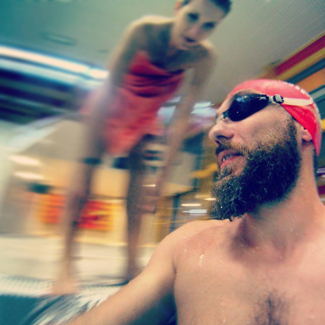 Fotka od Ferdika. 214/366: Come on, lets go home! Great #easyswim today afternoon in#aquacentrumsutka with @verunkavalent.#training, #swim, #swimmer, #swimtraining, #freestylestroke, #freestyleswimming, #crawl, #workinghard, #bestoftheday, #photooftheday, #pictureoftheday, #gopro, #goprohero, #speedo, #swimmingpool