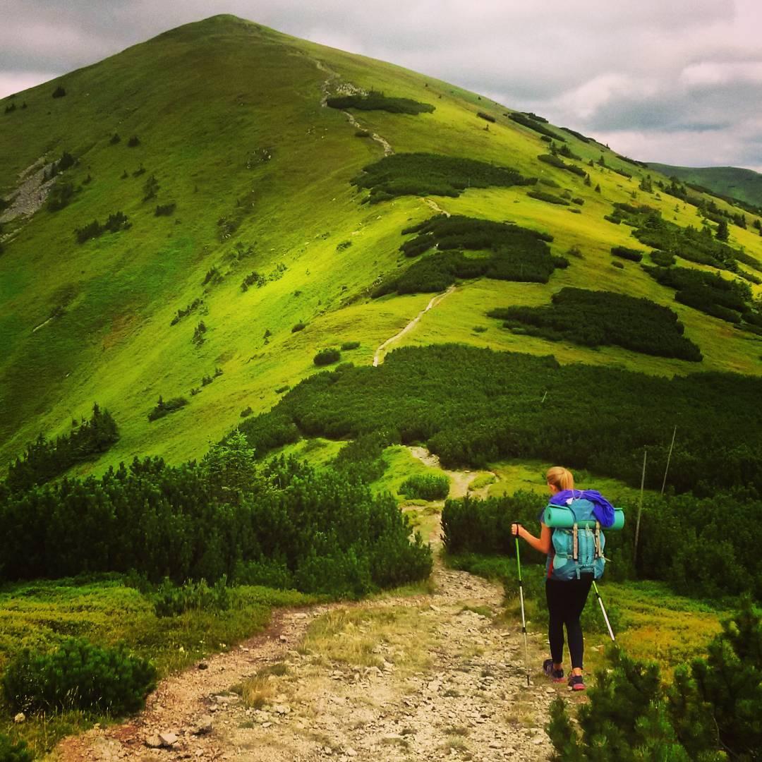 Fotka od Ferdika. 216/366: First day of #nizketatry #trail. 28km & 1600+ #ascent done. #hike, #track, #tatry, #mountains, #donovaly, #bestoftheday, #photooftheday, #shotoftheday