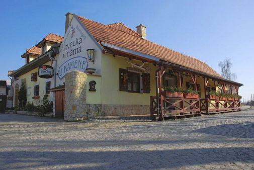 ŠESTAJOVICE – Lovecká restaurace U Kamene