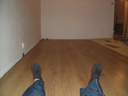 Pokládáme podlahy