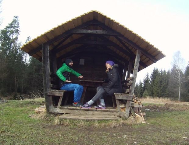Výlet do Kristina hrádku, pak do Drážďan a po labských pískovcích
