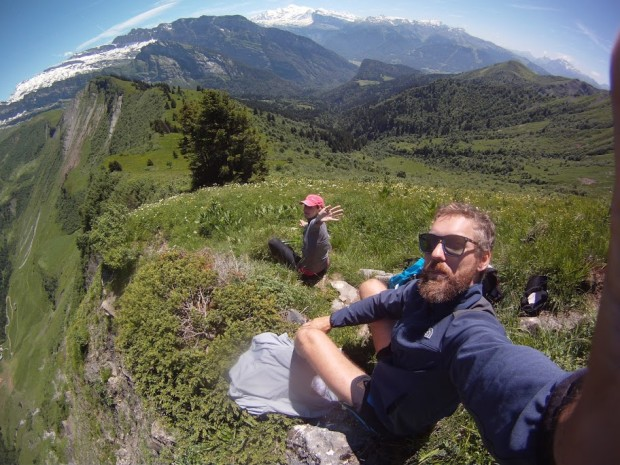 Dvoutisícovky a jiné tůry na úpatí Alp