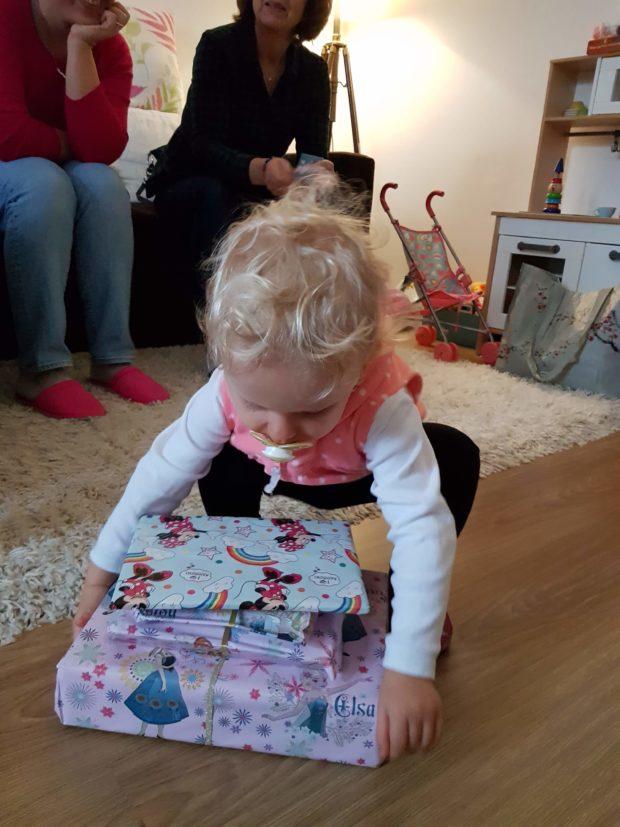 Eliška má 2 roky!