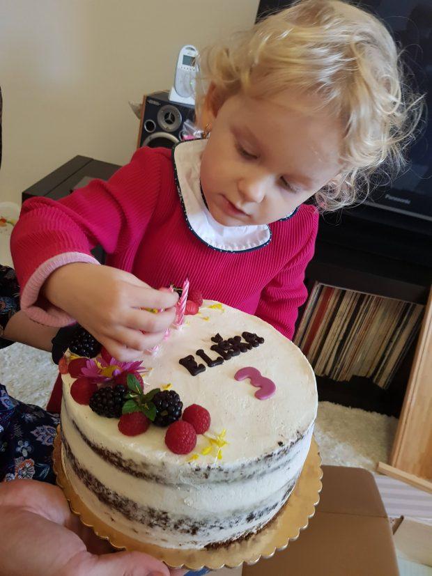 Eliška má 3 roky